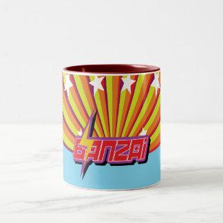 Banzai Stars Mug