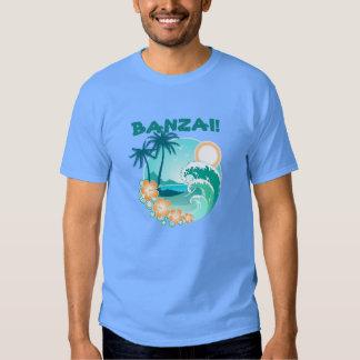 Banzai Surfing T-Shirt
