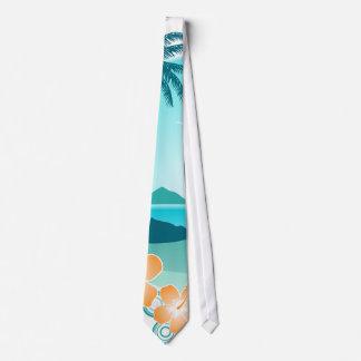 Banzai Surfing Tie