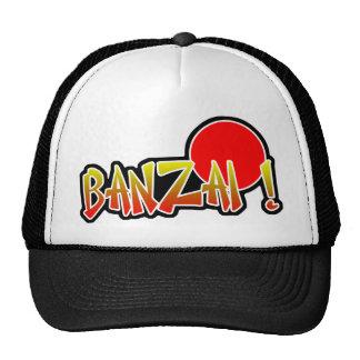 Banzai Trucker Hat