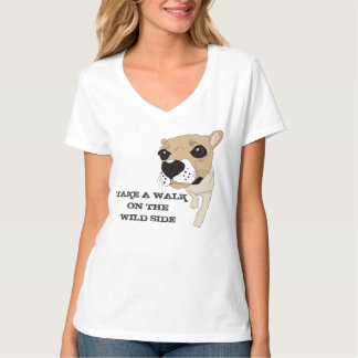 Bao Bao/take a walk on the wild side T-Shirt
