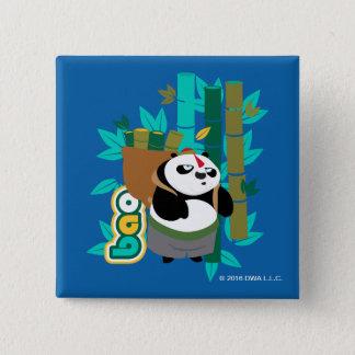 Bao Panda Pinback Button