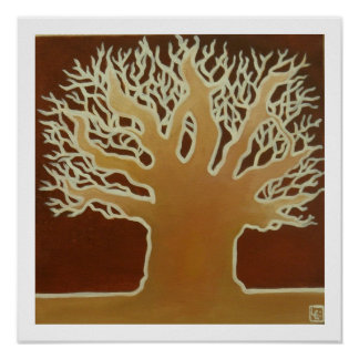 Baobab africano #2 impresiones