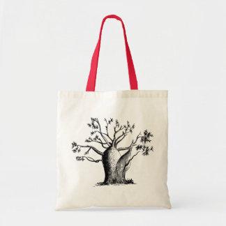 Baobab Tree Branch Personalize Destiny Destiny'S Tote Bag