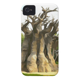 Baobub Tree iPhone 4 Case