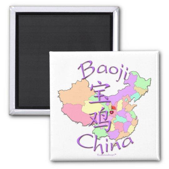 Baoji China Magnet