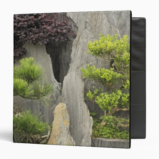 Bao's family garden, Huangshan, China. 2 Binder
