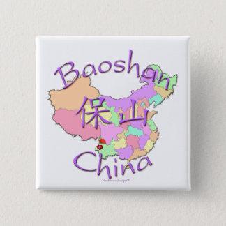 Baoshan China Button