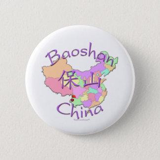 Baoshan China Pinback Button