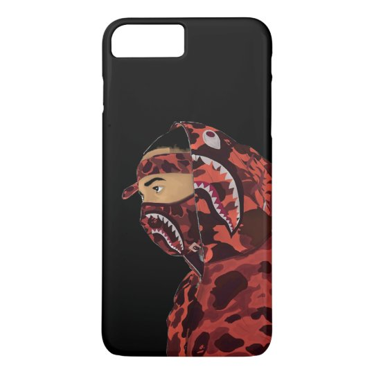bape iphone 7 case