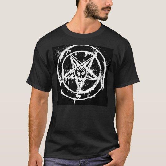 Baphoment/Pentagram T-Shirt