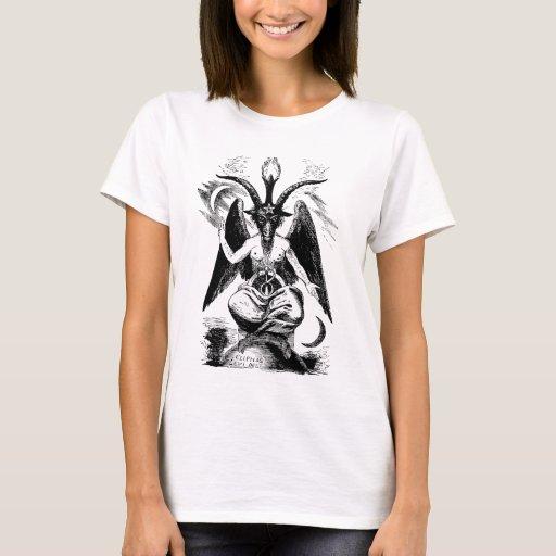 Baphomet (black) T-Shirt