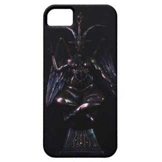 Baphomet Case iPhone 5 Covers