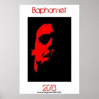 Baphomet custom poster