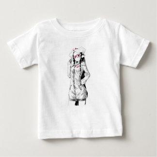 Baphomet Girl Baby T-Shirt