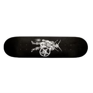 Baphomet GodSlayer Skateboard Deck