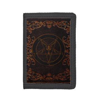 Baphomet Grimoire Wallet