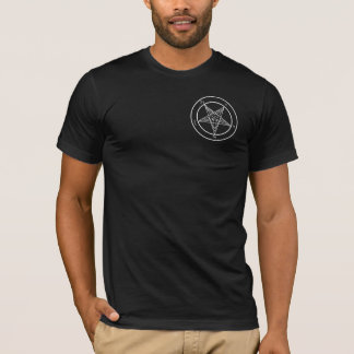 Baphomet Heavy T 2-sided T-Shirt