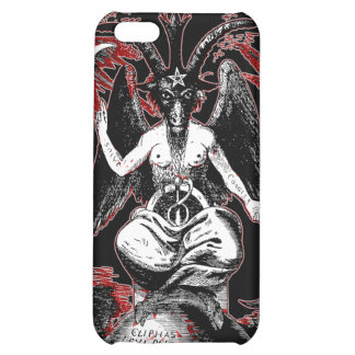 Baphomet iPhone 5C Covers
