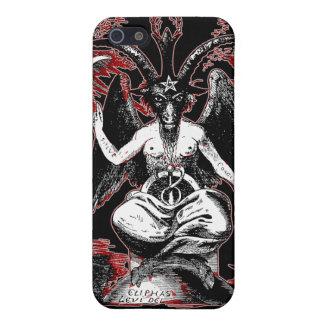 Baphomet iPhone SE/5/5s Case
