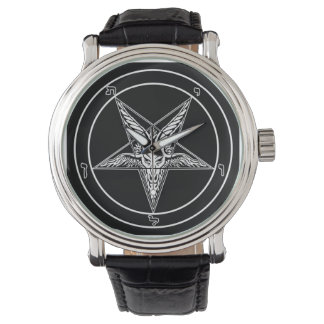 Baphomet Old Sigil Watch