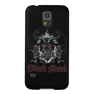 Baphomet Pentagram Black Metal Galaxy S5 Cases