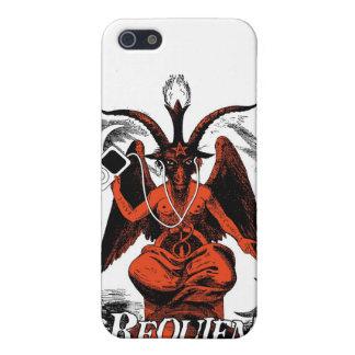 Baphomet Requiem Podcast iPhone 4 case