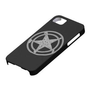 Baphomet Shadow Black iPhone SE/5/5s Case