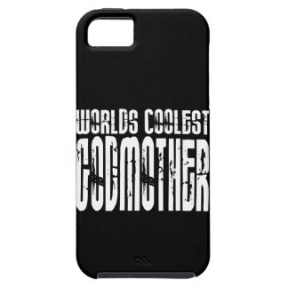 Baptism Birthday Party Worlds Coolest Godmother iPhone 5 Case