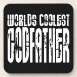Baptism Christening Gifts Worlds Coolest Godfather Coaster
