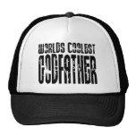 Baptism Christening Gifts Worlds Coolest Godfather Hat