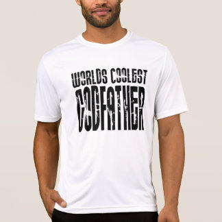 Baptism Christening Gifts Worlds Coolest Godfather Shirt