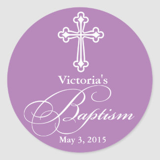 Baptism Christening Party Favor Labels Tags