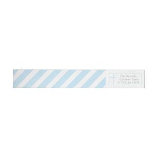 Baptism, Holy Communion | Blue Cross Address Label