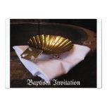 Baptism Invitation 13 Cm X 18 Cm Invitation Card