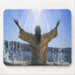 Baptism Mouse Pad