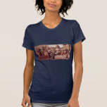 Baptism Of Believers By St George By Carpaccio T-shirts