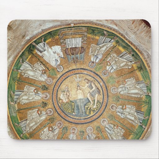 Baptism of Christ 2 Mouse Pad