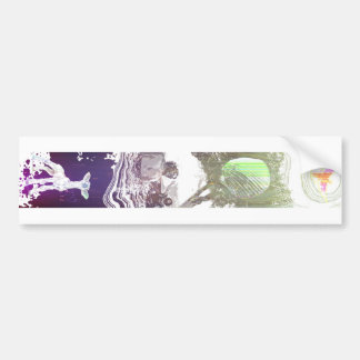 Baptism of Christ Bumper Stickers
