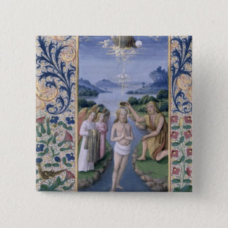 Baptism of Christ Button