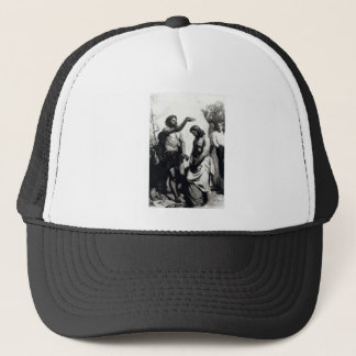 Baptism of Christ. circa 1879 Trucker Hat