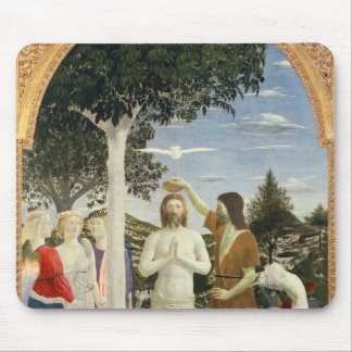 Baptism of Christ Mouse Pad