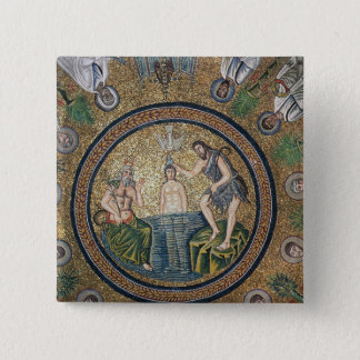 Baptism of Christ Pinback Button