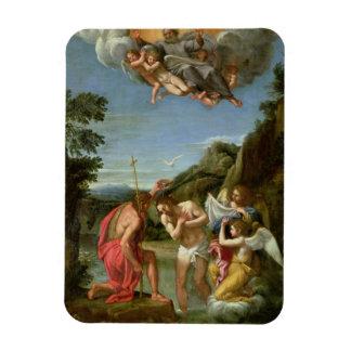 Baptism of Christ Rectangular Photo Magnet