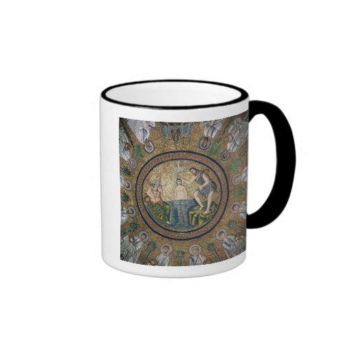 Baptism of Christ Ringer Mug