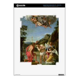 Baptism of Christ Skin For iPad 3