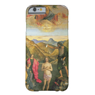 Baptism of Christ, St. John Altarpiece Barely There iPhone 6 Case
