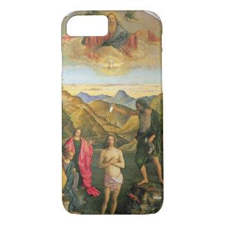 Baptism of Christ, St. John Altarpiece iPhone 8/7 Case