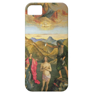 Baptism of Christ, St. John Altarpiece iPhone SE/5/5s Case