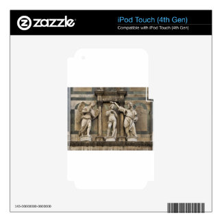 Baptism of christ - statue from Florence Decal For iPod Touch 4G